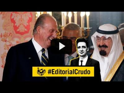 "Embedded thumbnail for Video: ""El rey no puede violarte"" #EditorialCrudo 706"