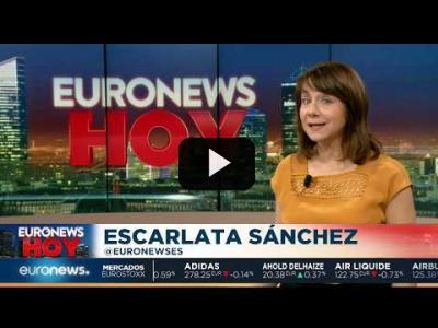 Embedded thumbnail for Video: Euronews Hoy | Las noticias del jueves 4 de julio de 2019