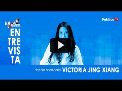 Embedded thumbnail for Video: #EnLaFrontera325 Entrevista a  Victoria Jing Xiang