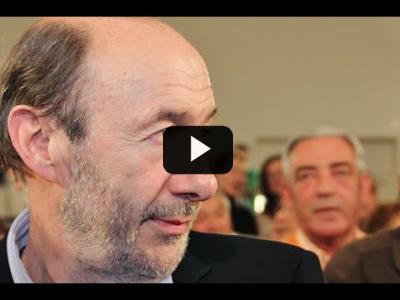 Embedded thumbnail for Video: Fallece el exvicepresidente del Gobierno español Alfredo Pérez Rubalcaba a consecuencia del ictus