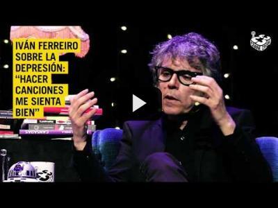 Embedded thumbnail for Video: Iván Ferreiro sobre la depresion y escribir canciones | En Crudo y En Direcot #533
