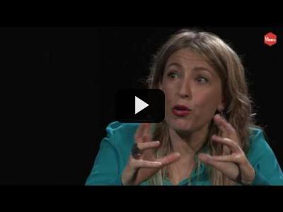 Embedded thumbnail for Video: Otra Vuelta de Tuerka - Pablo Iglesias con María Eugenia Rodríguez Palop (programa completo)