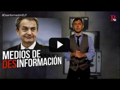 Embedded thumbnail for Video: #EnLaFrontera217 - Medios de desinformación: del 'Watergate' al 'Spanishgate'