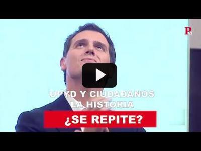 Embedded thumbnail for Video: Ciudadanos y UPYD: ¿la historia se repite?