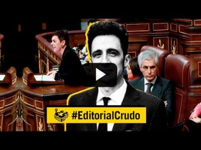"Embedded thumbnail for Video: ""La derecha no sabe perder""   #EditorialCruda 619"