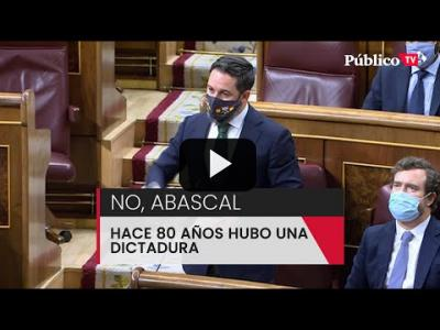 Embedded thumbnail for Video: Abascal, sí hubo un Gobierno peor