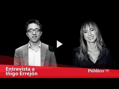 Embedded thumbnail for Video: Ana Pardo de Vera y Beatriz Asuar entrevista a Ínigo Errejón