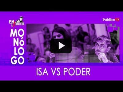 Embedded thumbnail for Video: #EnLaFrontera323 - Isa vs Poder