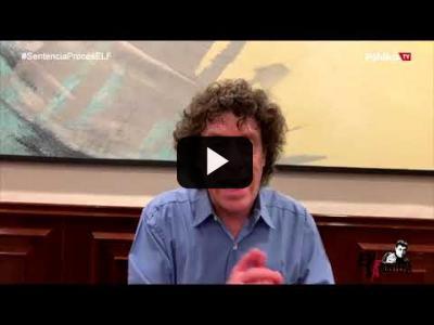 Embedded thumbnail for Video: #EnLaFrontera262 - Pedro Brieger, la situación de Ecuador y el FMI avivando el incendio