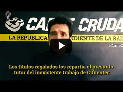 "Embedded thumbnail for Video: ""La Trama Máster del PP"" por Javier Gallego Crudo"