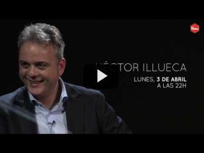 Embedded thumbnail for Video: Otra Vuelta de Tuerka - Héctor Illueca - Privatización vs. Remunicipalización