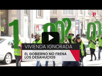 Embedded thumbnail for Video: Emergencia habitacional: el gobierno no frena los desahucios