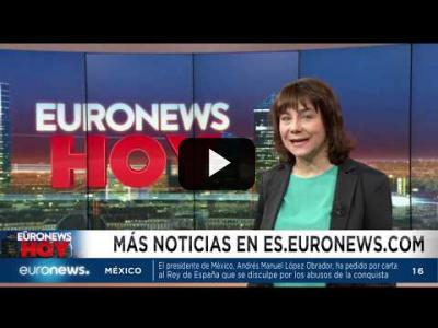 Embedded thumbnail for Video: Euronews Hoy | Las noticias del lunes 25 de marzo de 2019