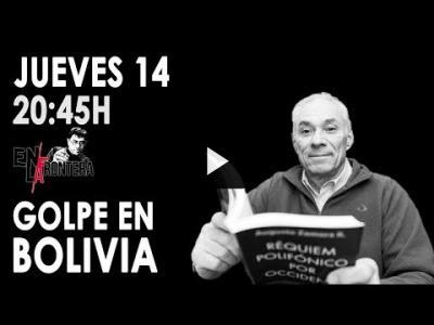 Embedded thumbnail for Video: Golpe En Bolivia - En La Frontera - 14 de Noviembre de 2019