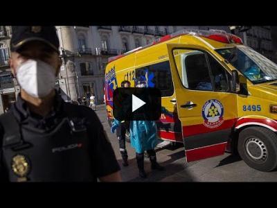 Embedded thumbnail for Video: Vencer desconfianzas: el Gobierno español publica el código fuente de Radar COVID