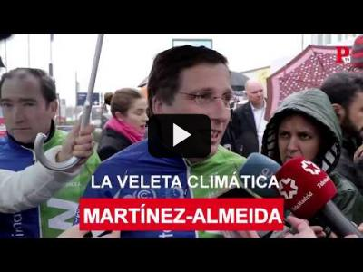 Embedded thumbnail for Video: Martínez-Almeida: la veleta climática