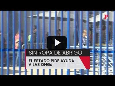 Embedded thumbnail for Video: Sin ropa de abrigo en los CIEs: el Estado pide ayuda a las ONGs