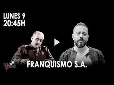 Embedded thumbnail for Video: #EnLaFrontera295 - Franquismo S.A.: Antonio Maestre con Juan Carlos Monedero