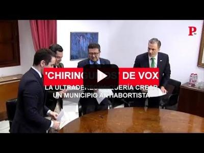 Embedded thumbnail for Video: Los 'chiringuitos' de VOX