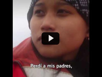 Embedded thumbnail for Video: Derechos humanos ya. ¡Justicia climática ya!