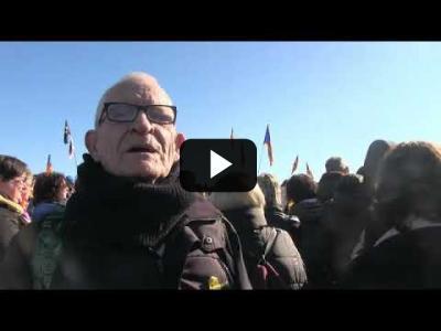Embedded thumbnail for Video: Un dia de solidaridad con los presos politicos
