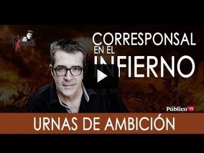 Embedded thumbnail for Video: #EnLaFrontera263 - Máximo Pradera, Errejón y las urnas de ambición