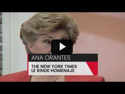 Embedded thumbnail for Video: The New York Times rinde homenaje a Ana Orantes