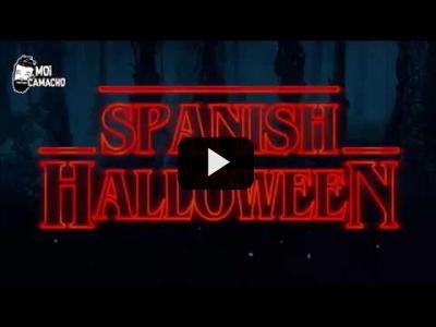 Embedded thumbnail for Video: En España tenemos la noche de Halloween más larga del mundo.