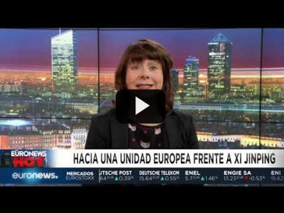 Embedded thumbnail for Video: Euronews Hoy | Las noticias del martes 26 de marzo de 2019