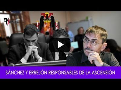Embedded thumbnail for Video: #EnLaFrontera279 - Sánchez y Errejón, responsables