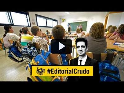 "Embedded thumbnail for Video: ""Tus hijos no son tuyos ni de nadie"" | #EditorialCrudo 625"