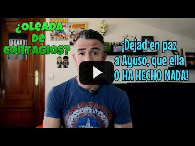Embedded thumbnail for Video: ¡No os metáis con #Ayuso, que ELLA NO HA HECHO NADA!
