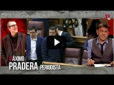 Embedded thumbnail for Video: #EnLaFrontera223 - Máximo Pradera y el infierno del Congreso de los Diputados