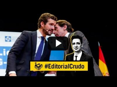 "Embedded thumbnail for Video: ""Aznar y sus muñecos"" 