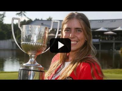 Embedded thumbnail for Video: Conmoción por el asesinato la golfista española Celia Barquín en EEUU