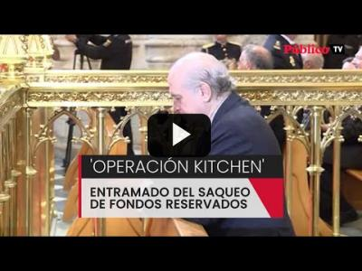 Embedded thumbnail for Video: 'Operación Kitchen': el entramado del saqueo de fondos reservados
