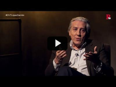 Embedded thumbnail for Video: Otra Vuelta de Tuerka - Pablo Iglesias con Diego López Garrido