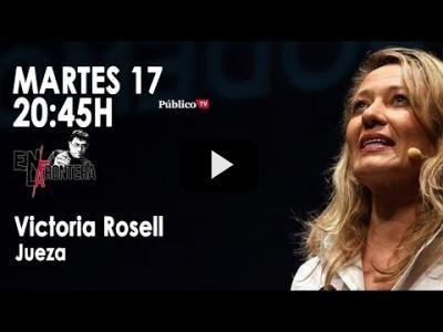 Embedded thumbnail for Video: #EnLaFrontera247 - Al final, la verdad siempre está ahí - Monedero con Vicky Rosell