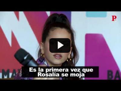 Embedded thumbnail for Video: Rosalía vs Vox