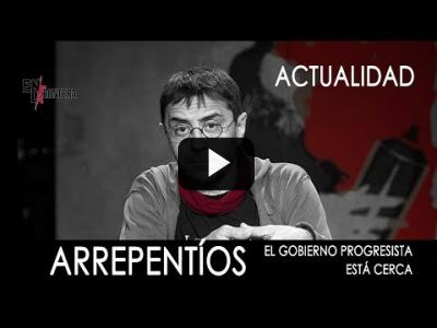 Embedded thumbnail for Video: #EnLaFrontera281 - ¡Arrepentíos! ¡El Gobierno progresista está cerca!