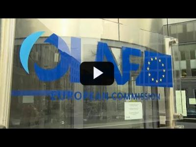 Embedded thumbnail for Video: OLAF denuncia un incremento de los fraudes vinculados a la transición ecológica