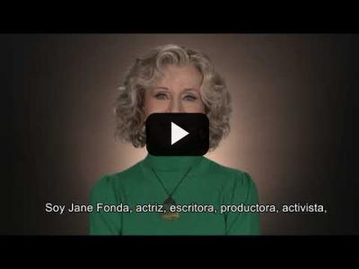 "Embedded thumbnail for Video: Jane Fonda: ""La Tierra te necesita"""