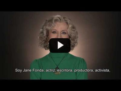 "Embedded thumbnail for Video: Jane Fonda: ""La Tierra te necesita"""