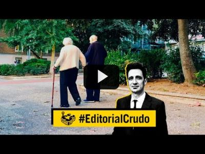"Embedded thumbnail for Video: ""No es Madrid para viejos"" #EditorialCrudo 701"