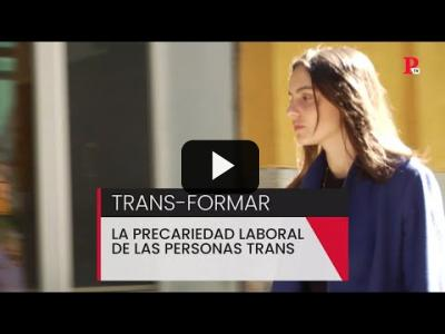 Embedded thumbnail for Video: ¿Cómo solucionar la precariedad laboral de las personas trans?