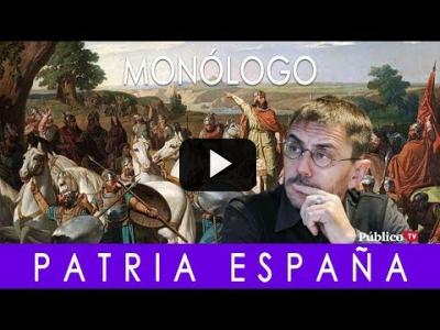 Embedded thumbnail for Video: #EnLaFrontera281 - Monólogo - Patria España