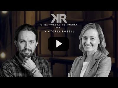 Embedded thumbnail for Video: Otra Vuelta de Tuerka - Pablo Iglesias con Victoria Rosell