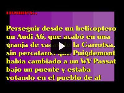 Embedded thumbnail for Video: Lo Volveremos hacer si así lo necesita España