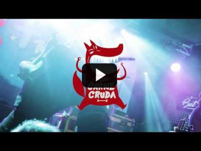 Embedded thumbnail for Video: Así fue el Festín de Carne Cruda, 10 años 10 bandas