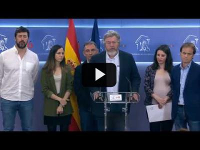 Embedded thumbnail for Video: #PorElPlaneta Nuestra primera iniciativa: solicitar la declaración de emergencia climática